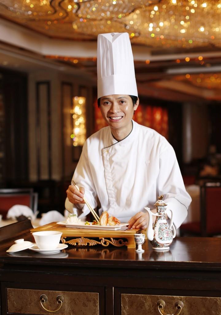 Chef Polo Lin-Shang Palace, Shangri-LaBangkok