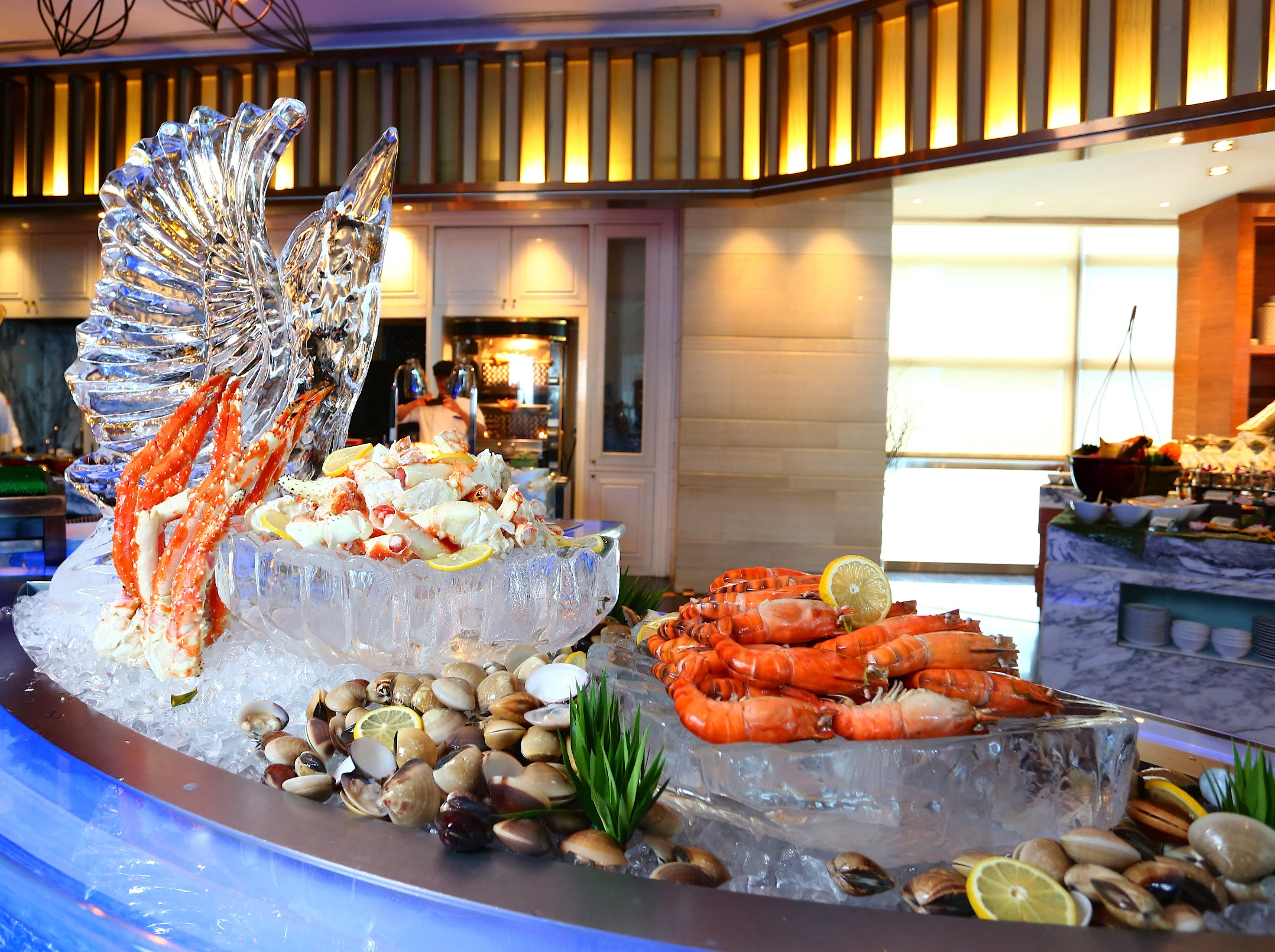 01.Moet & Chandon Sunday Brunch at Voila!_Sofitel Bangkok Sukhumvit