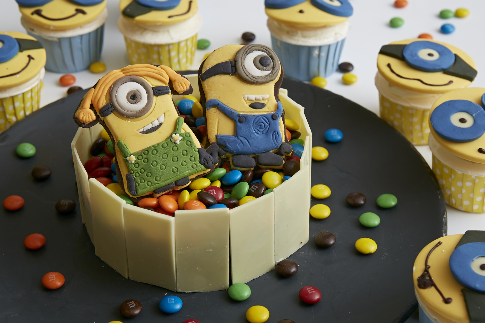 Children's day Minions buffet at Conrad Bangkok