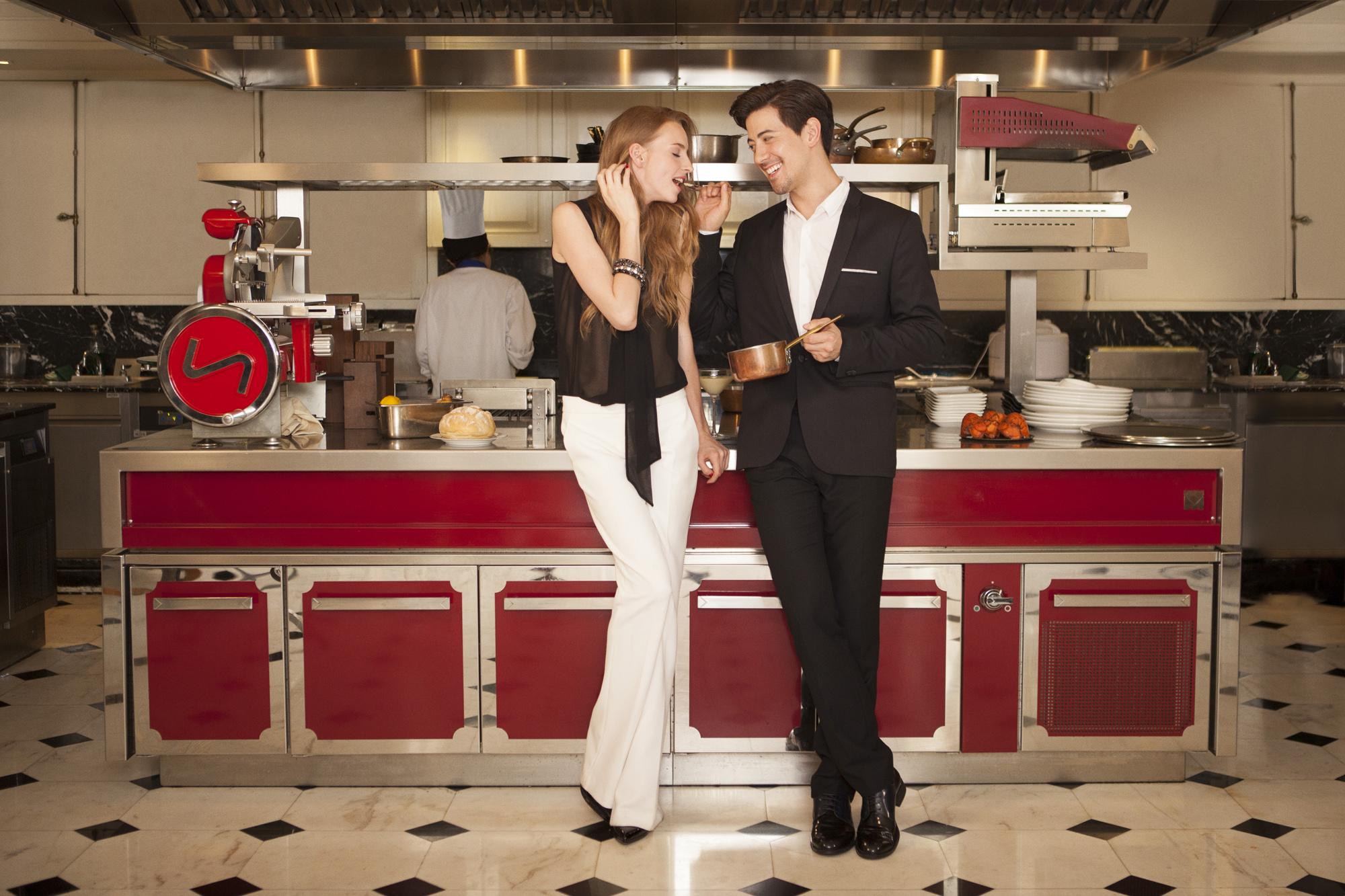 02.Valentine's Seduction Dinner at L'Appart_Sofitel ...