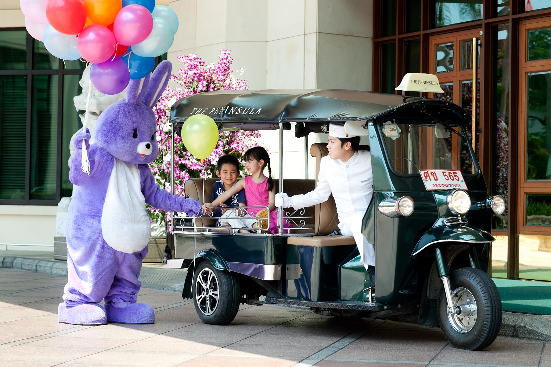 Celebrates Easter at The Peninsula Bangkok_Kids Activity_S