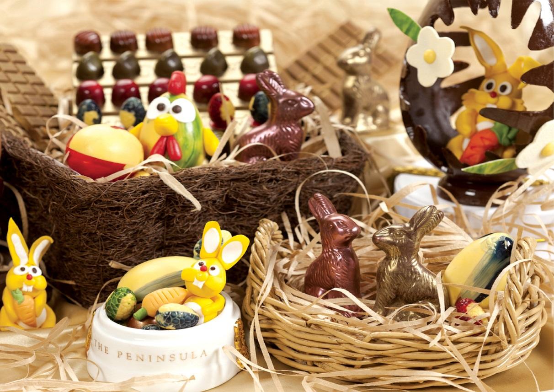 Celebrates Easter at The Peninsula Bangkok_S