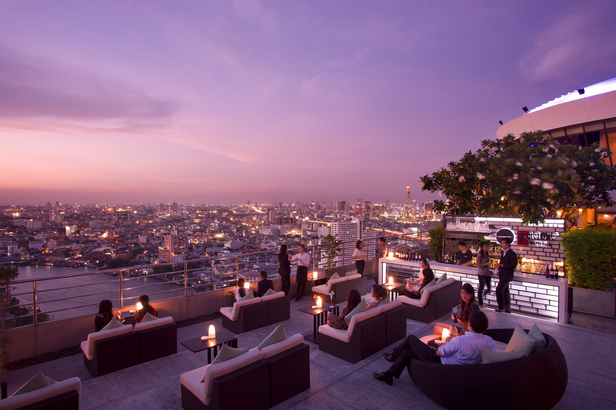 Three Sixty Outdoor Lounge