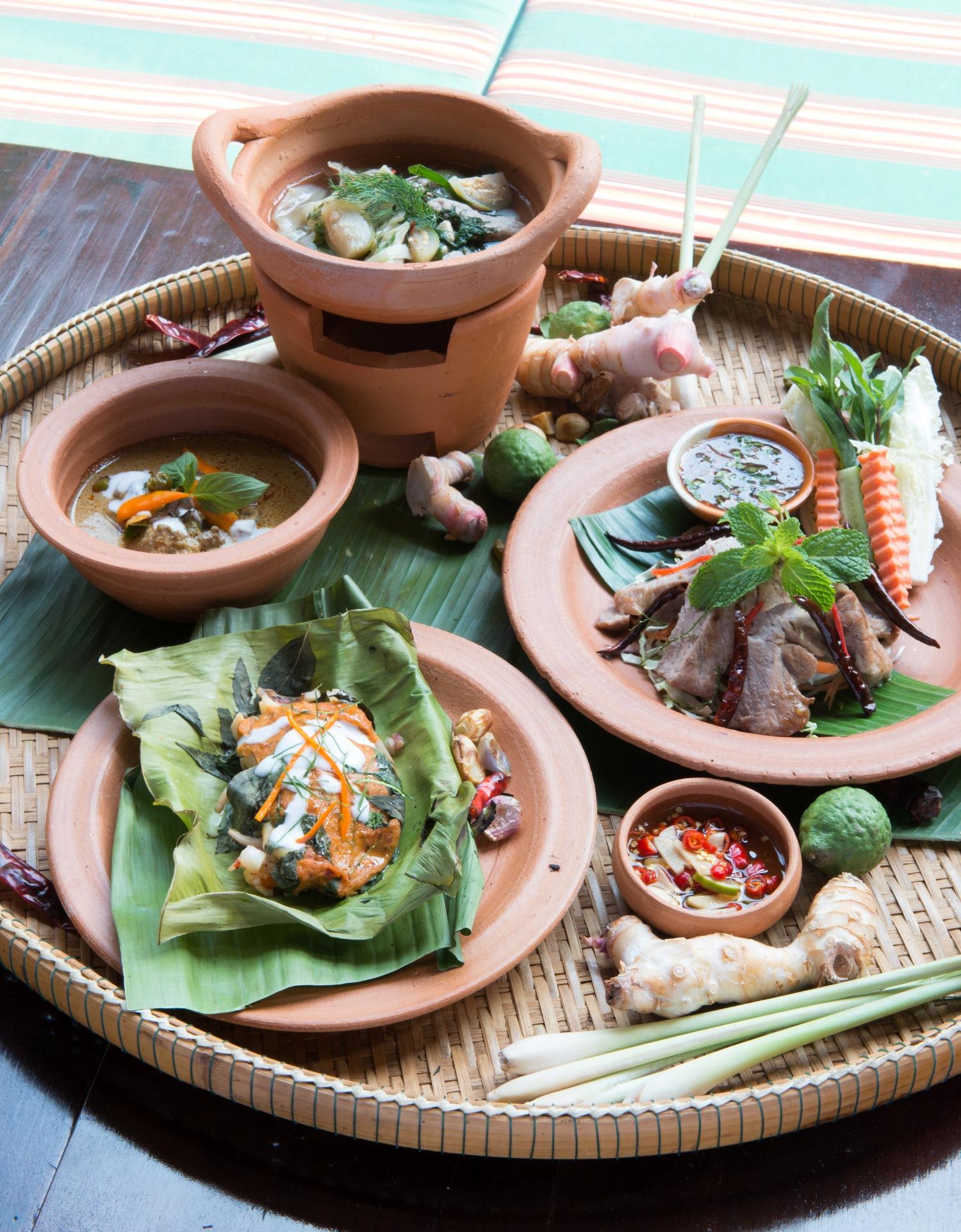อาหารไทยดับร้อนที่ PH1
