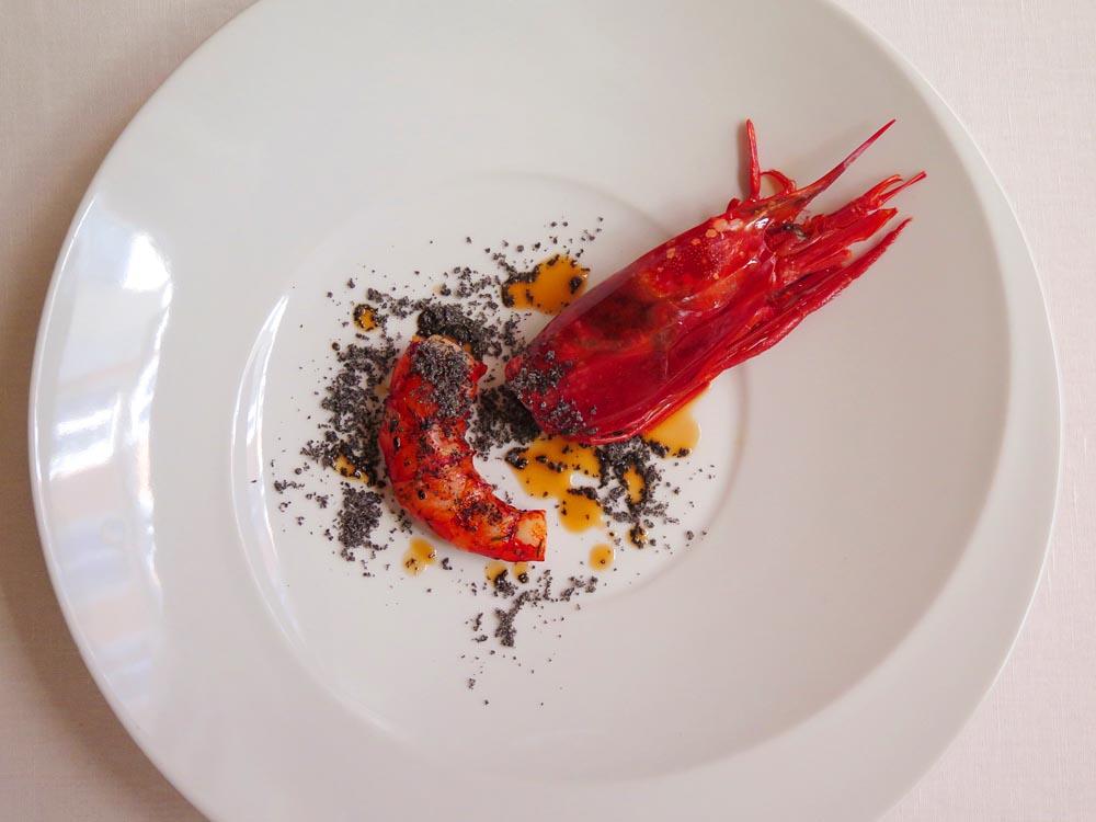 Jose Avillez - Giant Red Shrimp - edited