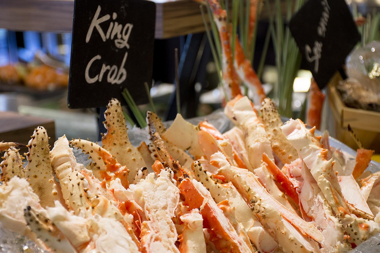 King crab Buffet