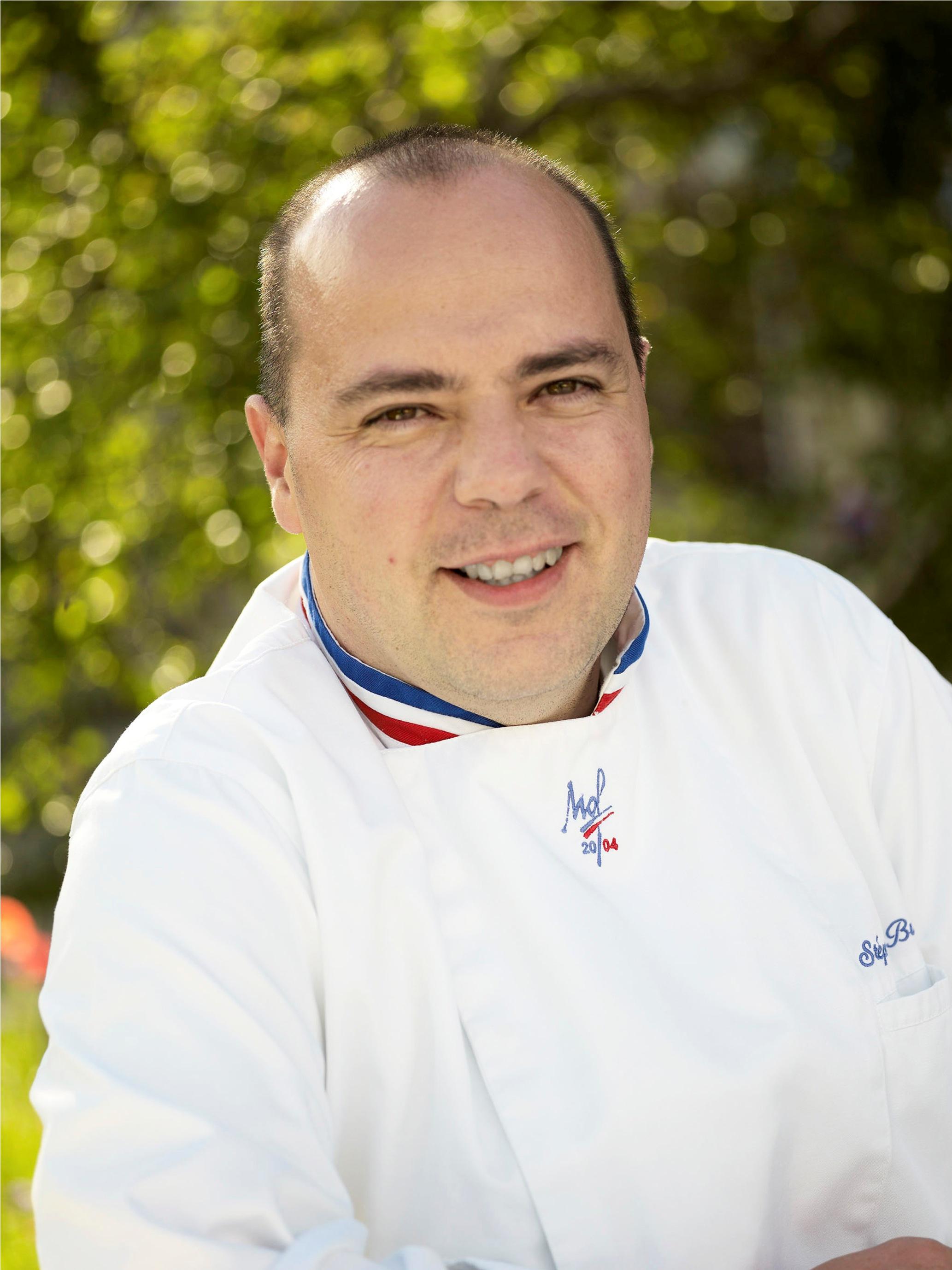 2-Michelin Star Chef Stephane Buron