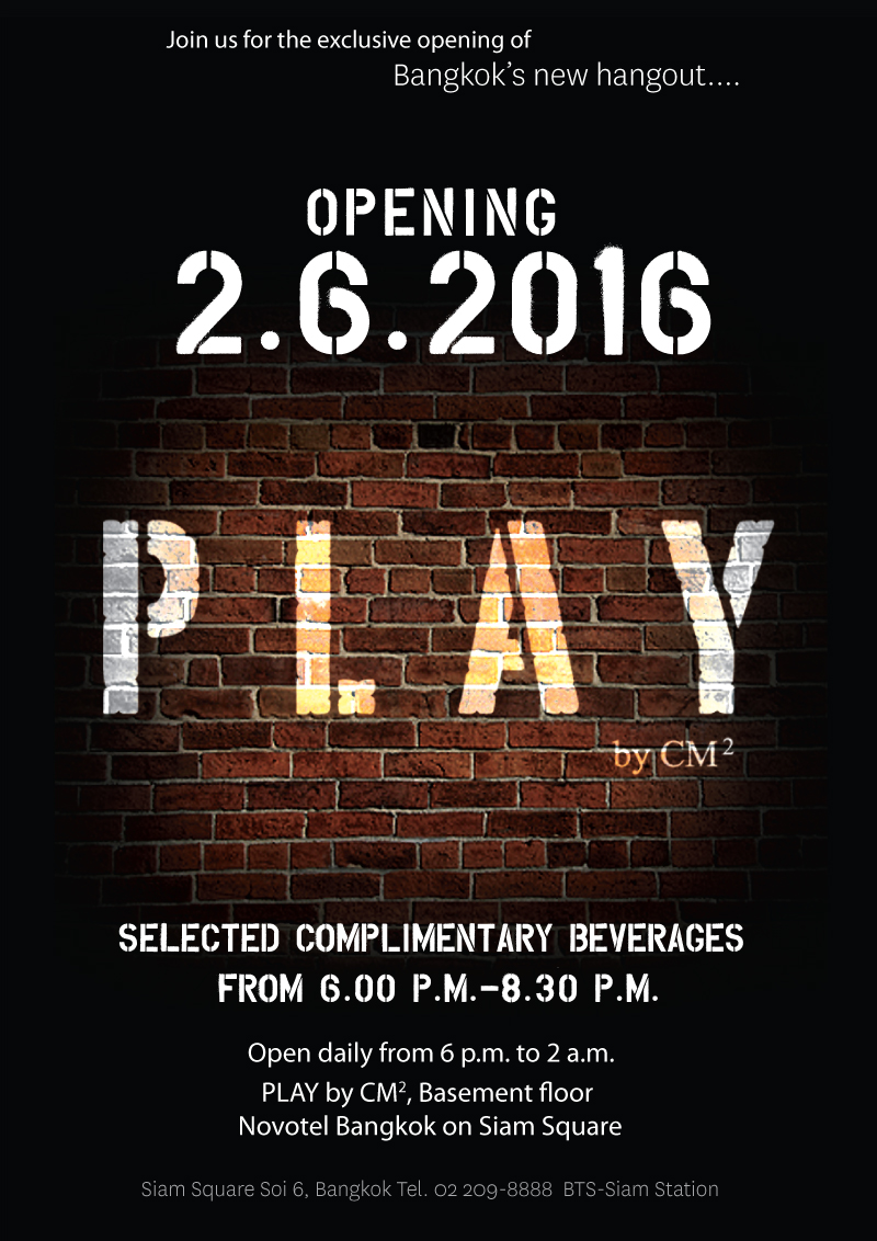Grand Opening-Play-CM2-at-Novotel-Siam
