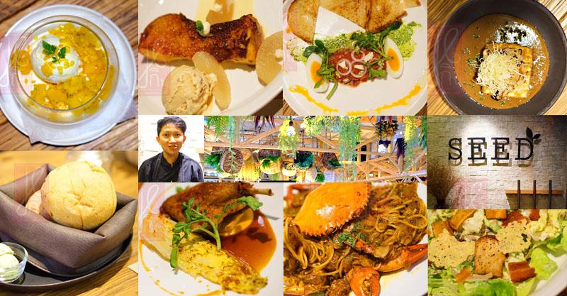 รีวิว SEED ร้านอาหารนั่งสบาย บรรยากาศฮิปๆ อาหารคุณภาพสูง อร่อย กินง่าย ใจกลางสุขุมวิท