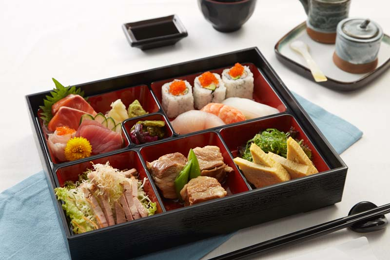 Bento Set_Not just a Square Meal - Taihei Restaurant