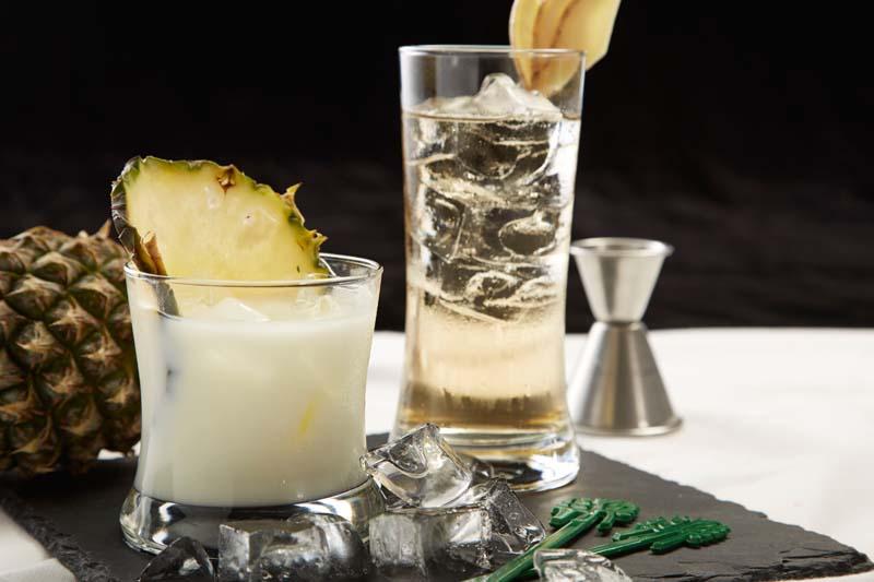 Lamoon Lamai - Rum Cocktails