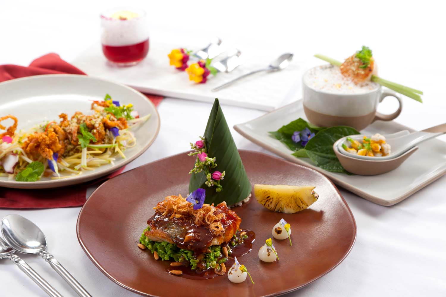 A journey through 20 years of fine gastronomy & extraordinary dining experiences - Saffron