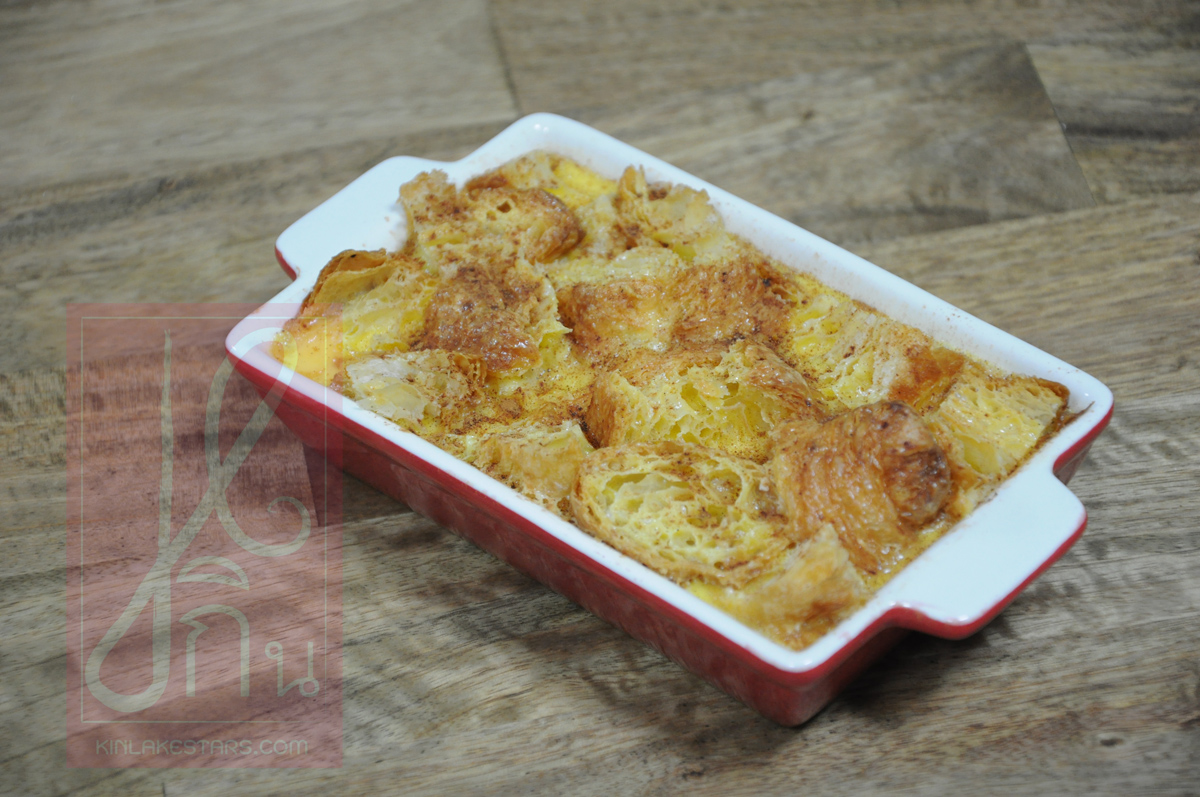 Cooking_Croissant_Pudding