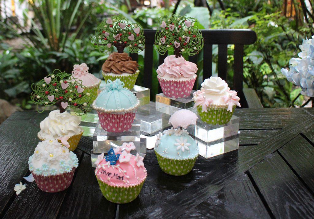 Anantara Siam_Cupcakes for Mom