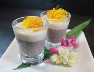 Anantara Siam_Rice Berry Pudding
