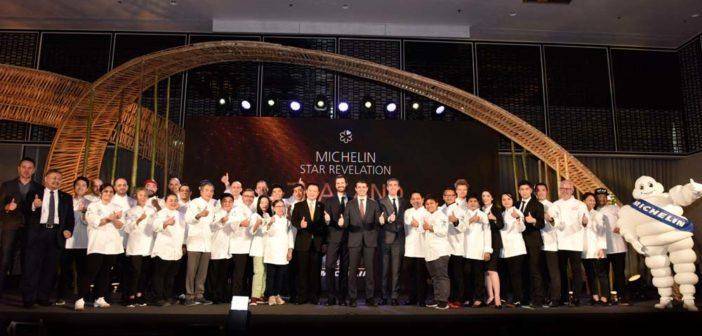 ใครได้ใครหลุด? ร้านอาหารติดดาว 29 แห่งใต้ฟ้าเมืองไทยคว้า 'ดาวมิชลิน' ปี 2563   ศรณ์ และ R-Haan รั้งตำแหน่งร้านอาหารไทยแบบดั้งเดิม ที่ครองรางวัล 2 ดาวมิชลิน เป็นครั้งแรกของโลก
